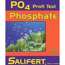 SALIFERT PHOSPHATE  PROFI TEST KIT MARINE REEF FISH