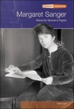 Margaret Sanger: Rebel for Women's Rights (Women in Medicine)