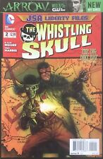 JSA THE LIBERTY FILES The Whistling Skull #2,3,5 (DC Comics 2013)