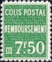 FRANCE COLIS POSTAUX N° 171 NEUF**