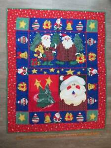 Quilt Christmas Theme Label Share Our Skills with Comfort East Iowa Heirloom Qui