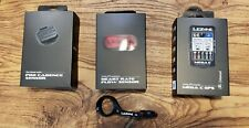 Lezyne Mega C GPS with speed/cadence heart rate NEW OFFER INCLUDED