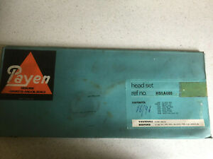 Classic Car  Vauxhall Wyvern 1952-6    Bedford CA   New Old Stock Gasket Set