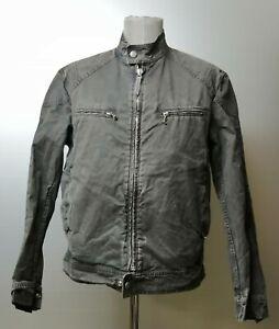 Brema giacca giubbino moto Tg. 50   men's motorcycle bomber jacket