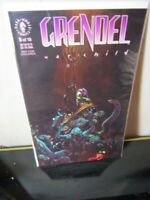 Grendel War Child Comic 6 Of 10 Dark Horse Comics bagged boarded