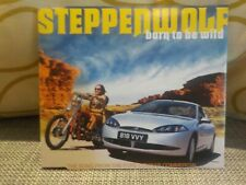 STEPPENWOLF BORN TO BE WILD / MAGIC CARPET RIDE 1998 ROCK CD SINGLE