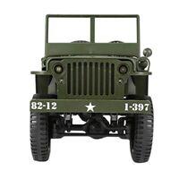 C606 1:10 Rc Car 2.4G Control Remoto para Jeep Cuatro Ruedas de Escalada de L2J8