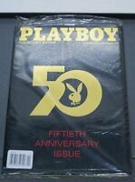 PLAYBOY MAGAZINE 50th FIFTIETH Anniversary Issue January 2004 NEW FACTORY SEALED