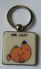 Mr Men & Little Miss.  Mr. Lazy Keyring BNIP
