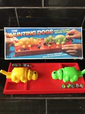 THE HUNTING DOGS 1980's Action Game Vintage