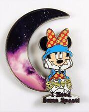 New listing Disney Pin 101184 Minnie Mouse – I Need Some Space ! Crescent Moon