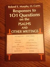 Responses to 101 Questions on the Psalms and Other Writings. Roland E. Murphy