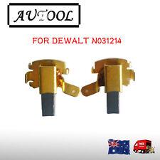 Carbon Brushes For Dewalt  hammer drill 18V N013214 DCD970 DCD950  N022271  OZ
