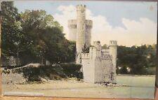 Irish Postcard Blackrock Castle Cork Ireland Ritchie's Water Color Series 236/25