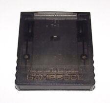 Genuine Memory Card For Nintendo GameCube 59 Blocks Official Clear Smoke