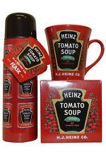 More details for   heinz tomato soup flask and mug