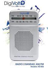 DIGIVOLT RD-806 RADIO 2 BANDAS AM/FM