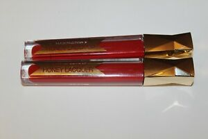 Max Factor Colour Elixir Honey Lacquer Lip Gloss - Floral Ruby x 2 - New