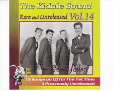 CD  THE KIDDIE SOUND	rare and unreleased vol 14	NEW (B4907)