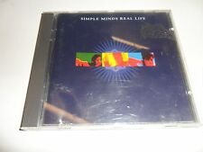 CD  Simple Minds - Real Life