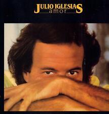 Julio Iglesias(Vinyl LP Gatefold)Amor-CBS-25103-UK-1982-VG/NM