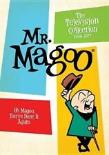 Mr Magoo The Television Collection 1960 1977 DVD