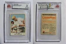 1973-74 Panini Campioni Dello Sport #375 Jack Nicklaus PWCC A BGS 3 RCC Rookie