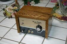 Zenith Designed AM Broadcaster Transmitter RCA Fada Philco Sparton