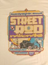 Vtg Mens 28th Annual Street Rod Nationals 1997 NSRA TShirt XXL Oklahoma City Car