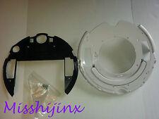 *NEW*iRobot Roomba 500 Series WHITE Shell & matching Bottom Plate w/ Screws