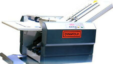 Dynafold De 42fc Paper Folder Folding Machine Heavy Amp Glossy Paper Folding