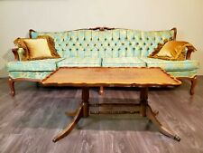 Elegant 3-pc French Provincial Sofa Set