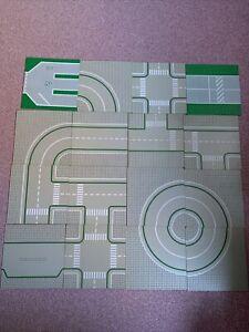 Lego straßenplatten konvolut 16 Platten Straßen Grau Grün