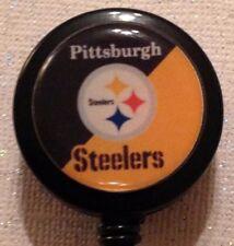 Nfl Pittsburgh Steelers Badge - Steelers - Steelers Badge - Steelers Id Holder