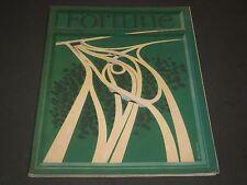 1938 JUNE FORTUNE MAGAZINE - GREAT COVER & ADS - F 91