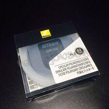 Nikon 62CPL2 Circular Polarizing Filter II 62mm for AF MF Camera Original New