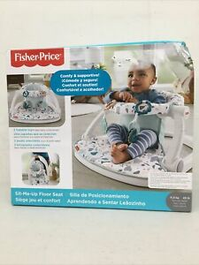 Fisher-Price Sit-Me-Up Floor Seat - Pacific Pebble Infant Chair