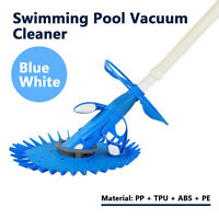 In Ground / Above Ground Automatic Swimming Pool Vacuum Cleaner Hose Set 3 Color