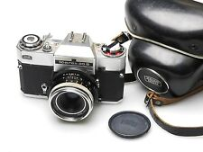 Zeiss Ikon Icarex 35 S BM + Carl Zeiss Tessar 50mm f2.8