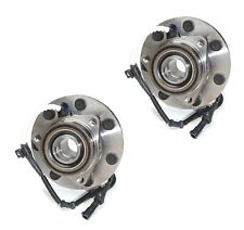 2 DTA Front Wheel Hub Bearing Assemblies for Ford F150 F250 4WD 7 Bolt Only