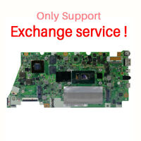 Exchange Motherboard For ASUS UX410U UX430U UX410UQ UX430UQ UX410UQK Mainboard