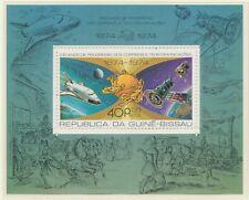 GUINEA-BISSAU 1977, Apollo-Sojuz + U.P.U., superb U/M MS