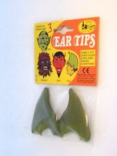 Green Ear Tips Christmas Elf Pixie Monster Halloween Trick Or Treat Costume