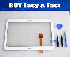 Vetro Touchscreen Touch Screen Samsung Galaxy Tab 3 10.1 P5200 Bianco ORIGINALE