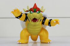 """New Super Mario Bros Bowser King Koopa Toy PVC Action Figure 10cm 4"""" Gift"""