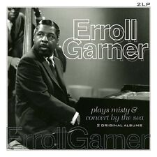Erroll Garner PLAYS MISTY & CONCERT BY THE SEA 180g NEW Vinyl Passion 2 LP