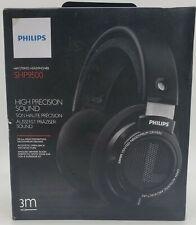 Philips™ SHP9500 HiFi Precision Stereo Over-Ear Headphones (Black)