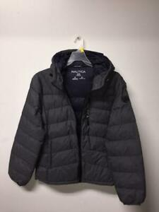 Men's Nautica Black Puffer Jacket