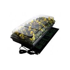 Hydrofarm Seedling System Hydroponic Hydro Light Grow Electric Active Heat Mat