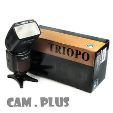 Triopo Speedlite TR-980C TTL Flash For Canon EOS 1100D 70D 7D 6D 5D III 700D 60D